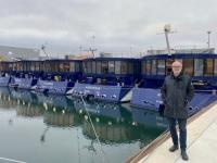 Amawaterways Reederei aus der Schweiz