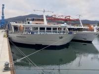 Doppelt so breites Schiff Amamagna
