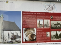 Beschreibung Stadtpfarrkirche St Ulrichskirche
