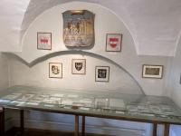 Gotikraum mit Stadtgeschichte Vöcklabrucks