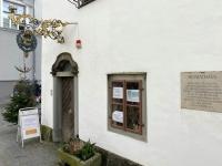 Heimathaus Eingang