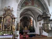 St Ulrichskirche Altar