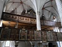 St Ulrichskirche Orgel