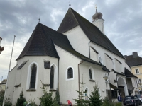 Stadtpfarrkirche St Ulrichskirche