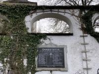 Grabstätte wegen Sturm 1910