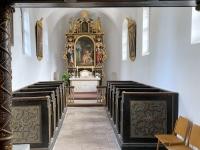 Johannesbergkapelle Altar