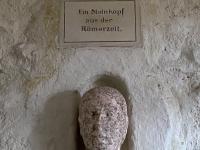 Johannesbergkapelle mit Römerkopf