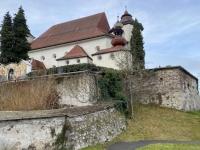Kloster und Pfarrkirche Traunkirchen