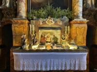 Krippe in der Pfarrkirche