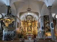 Pfarrkirche Altar
