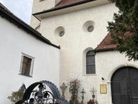 Pfarrkirche Eingang