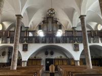 Pfarrkirche Orgel