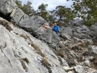 Felsenwanderung