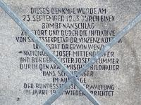 Beschreibung des Löwendenkmals