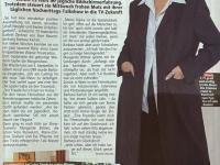 1999 10 23 Bericht über erste Barbara Karlich Show im Fernsehprogramm