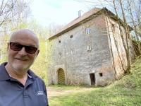 Altwartenburg Burgruine gesperrt