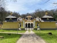 Sehr schönes Schloss Neuwartenburg