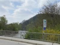 Brücke beim Wirt Weissel über die Ager