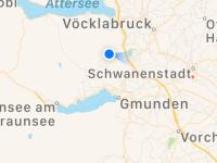 Zwischen Attersee und Traunsee
