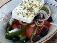2021 05 26 Griechischer Salat