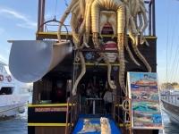 2021 05 22 Kos Stadt Ausflugsboot_in 11 Tagen auf Kalymnos gesehen