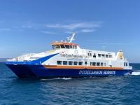 2021 05 23 Fähre von Kos nach Patmos