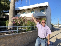 2021 05 23 Patmos unser Hotel Sunset in Skala