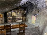 2021 05 24 Patmos Unesco Höhle der Apocalypse