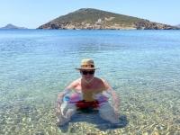 2021 05 25 Patmos Baden Livadi Gerano Beach 3
