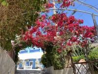 2021 05 26 Leros Eingang zu unserem Hotel Saraya Resort