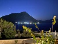 2021 05 28 Kalymnos Blick auf die Insel Telendos bei Nacht