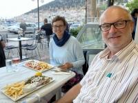 2021 05 29 Kalymnos Abendessen in Pothia Fischtaverne