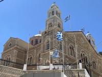 2021 05 29 Kalymnos Pothia Kirche Agios Nikolaios