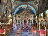 2021 05 29 Kalymnos Pothia Kirche innen