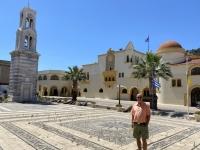 2021 05 29 Kalymnos Pothia Kirche