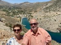 2021 05 29 Kalymnos Tal der Zitronen von oben