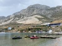 2021 05 30 Kalymnos Wunderschöne Badebucht von Palionissi