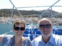 2021 05 31 Kalymnos Abfahrt Fähre von Kalymnos nach Kos