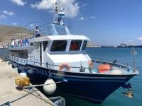 2021 05 31 Kalymnos Fähre von Kalymnos nach Kos