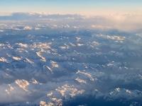 2021 06 01 wunderschöner Flug über die Alpen