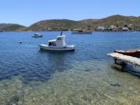 2021 05 24 Patmos Grikos kleiner Hafen