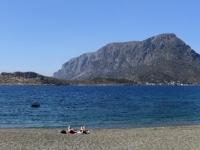 2021 05 28 Kalymnos Blick auf die Insel Telendos