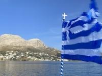 2021 05 28 Telendos Fahrt zurück nach Kalymnos