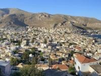 2021 05 29 Kalymnos Blick auf Pothia