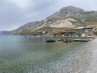2021 05 30 Kalymnos Fotostopp am sehr schönen Palionissi Strand