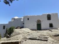 Griechenland  Patmos Höhle der Apocalypse Unesco