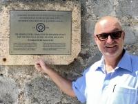 Griechenland   Patmos Kloster Hl Johannes Tafel