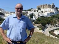 Griechenland   Patmos Kloster Hl Johannes