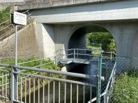 Flurwegbrücke über den Mühlbach