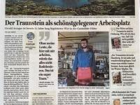 Bericht über Hüttenwirt Gerald Auinger